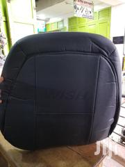Black Seat Cover For Toyota Wish | Vehicle Parts & Accessories for sale in Central Region, Kampala