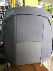 Gray Seat Covers For Toyota Wish | Vehicle Parts & Accessories for sale in Central Region, Kampala