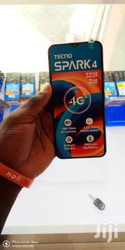 New Tecno Spark 4 32 GB Blue | Mobile Phones for sale in Western Region, Bushenyi
