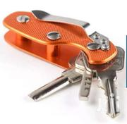 Portable Pocket Aluminum 6key Holder Organizer Clip Folder Keychain | Home Accessories for sale in Central Region, Kampala