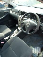 New Toyota Allex 2005 Silver   Cars for sale in Central Region, Kampala