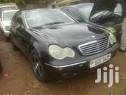Mercedes-Benz C200 2003 Black | Cars for sale in Central Region, Kampala