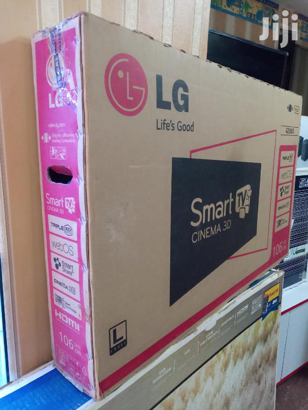 Archive: BOXED LG 42inches Smart 3D 4k