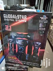 Globalstar GS-A100- 3.1 Channel Hifi Bluetooth Enabled - 2000W | Audio & Music Equipment for sale in Central Region, Kampala