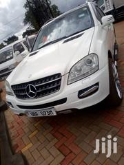 Mercedes-Benz M Class 2009 White | Cars for sale in Central Region, Kampala