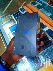 New Samsung Galaxy S8 64 GB Black   Mobile Phones for sale in Central Region, Kampala