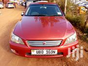 Toyota Altezza 2000 Red | Cars for sale in Central Region, Kampala