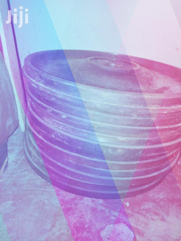 Archive: Barbell Gym Plates