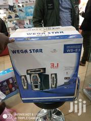 Wegastar 3.1 Channel Hifi Bluetooth Enabled Home Speaker System | Audio & Music Equipment for sale in Central Region, Kampala