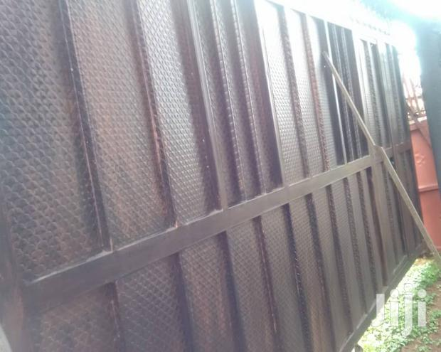 Archive: Gates Fabricated