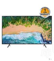 "Samsung 65"" UA65RU7100 Ultra HD 4K Smart TV - Black 