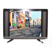 "Global Star Analog LED TV 17""Protect Double Glass- Black 