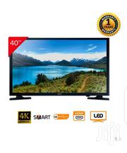 "Samsung Smart Full HD TV, 40"" With Built-in Receiver - Black 