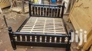 5by6 Black German Bed Style | Furniture for sale in Central Region, Kampala