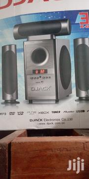 Djack Home Theater System   Audio & Music Equipment for sale in Central Region, Kampala