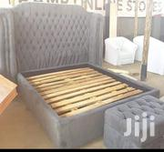 Dauble Leather Beds for Special Orders Olny | Furniture for sale in Central Region, Kampala