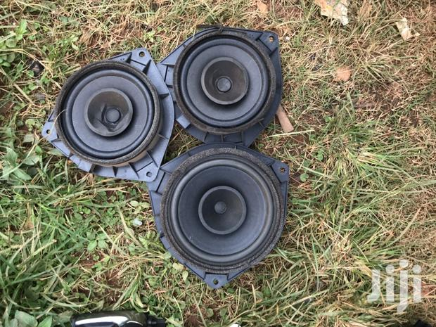 Toyota Corolla Speakers