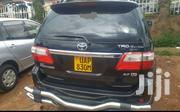 Toyota Fortuner 2008 Black | Cars for sale in Central Region, Kampala