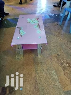 Glass Coffe Center Table