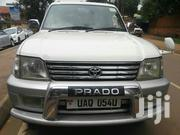 Toyota Land Cruiser Prado 2001 White | Cars for sale in Central Region, Kampala