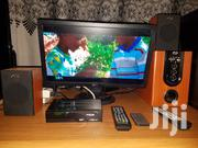 TV With Decoder And Speaker | TV & DVD Equipment for sale in Central Region, Kampala