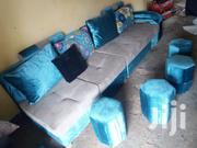 Blue Grey Sofa | Furniture for sale in Central Region, Kampala