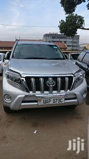 Toyota Land Cruiser Prado 2014 Silver | Cars for sale in Central Region, Kampala