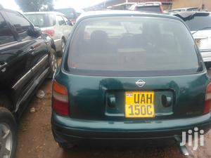 Nissan March 2000 Green