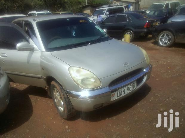 Archive: Toyota Duet 1998 Silver