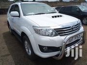 Toyota Fortuner 2012 White | Cars for sale in Central Region, Kampala