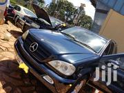 Mercedes-Benz M Class 2001 Blue | Cars for sale in Central Region, Kampala