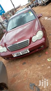 Mercedes-Benz C180 2004 Red | Cars for sale in Central Region, Kampala