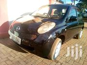 Nissan March 2001 Black   Cars for sale in Central Region, Kampala