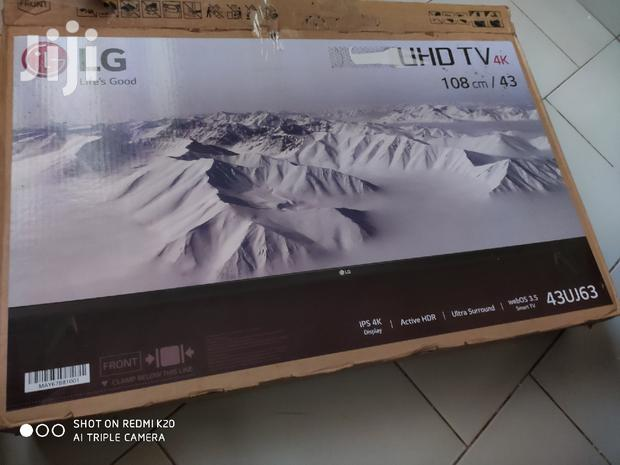 Archive: LG Smart 4K Uhd Tv 43 Inches
