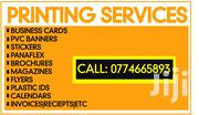 Printing Service | Computer & IT Services for sale in Central Region, Kampala