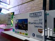New Solstar Digital Satellite Flat Screen TV 32 Inches | TV & DVD Equipment for sale in Central Region, Kampala