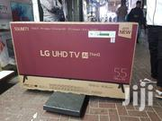 "LG 55"" Smart Uhd 4K TV 2019 