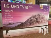 "LG 43"" Smart UHD 4k TV 2019 