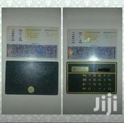 Solar Calculator The Size Of A Driving Permit | Home Accessories for sale in Central Region, Kampala