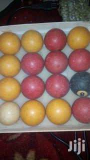 Pool Table Balls | Sports Equipment for sale in Central Region, Mukono