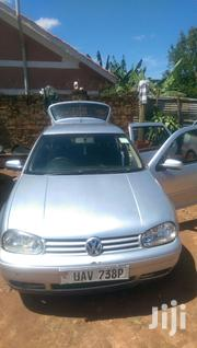 Volkswagen Golf 2002 Silver | Cars for sale in Central Region, Kampala