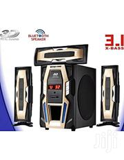 Brand New Wegastar 3.1ch Bluetooth Home Speaker System | Audio & Music Equipment for sale in Central Region, Kampala
