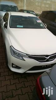 New Toyota Mark X 2015 White | Cars for sale in Central Region, Kampala