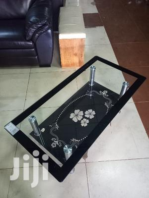 Glass Coffee Center Table