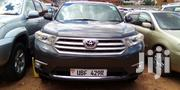 Toyota Kluger 2014 Black | Cars for sale in Central Region, Kampala