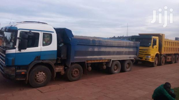 Archive: Scania Tipping Truck