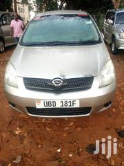 Toyota Spacio 2002 Gold   Cars for sale in Central Region, Kampala