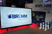 Bruhm Flat Screen Tv 32 Inches | TV & DVD Equipment for sale in Central Region, Kampala