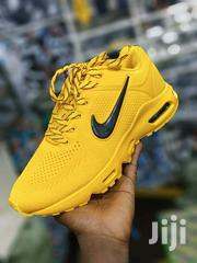 Yellow Black Sneakers   Shoes for sale in Central Region, Kampala