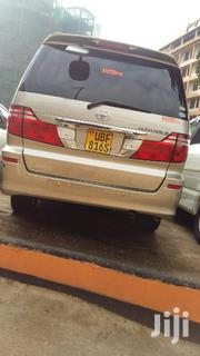 Toyota Alphard 2007 Gold   Cars for sale in Central Region, Kampala